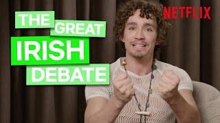 The Great Debate: Irish Edition With Robert Sheehan