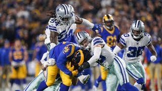 The Dallas Cowboys vs LA Rams | Live Game Reaction and Analysis