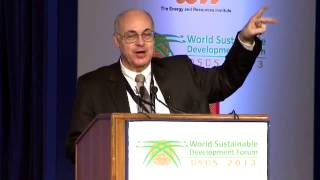Peter Kenmore, FAO: Zero hunger is a constitutional amendment in Brazil - DSDS 2013
