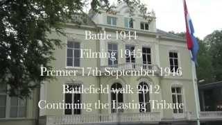 Theirs is the Glory -Arnhem 1944 Fellowship Battlefield Walk 21st September 2012