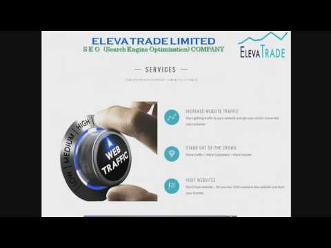ELEVATRADE Online Business plan