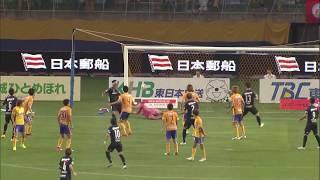 2017年7月1日(土)に行われた明治安田生命J1リーグ 第17節 仙台vsG...