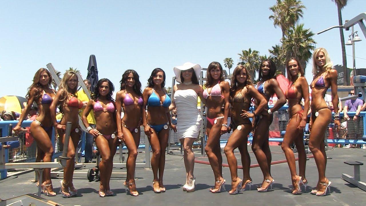 Joe Wheatley's Muscle Beach International Classic Fitness ...