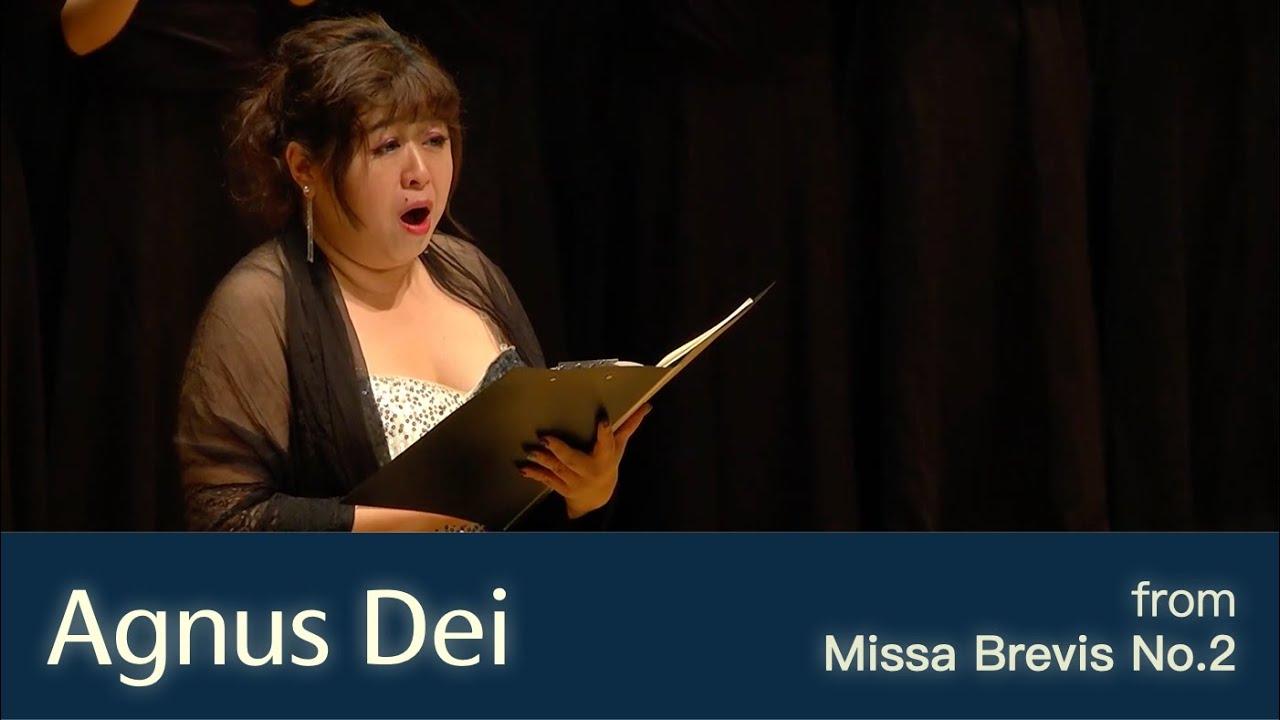 Agnus Dei from Missa Brevis No.2 (Park, Ji-Hoon) - National Taiwan University Chorus