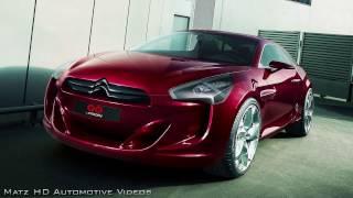 GQbyCITROEN Concept Car Videos
