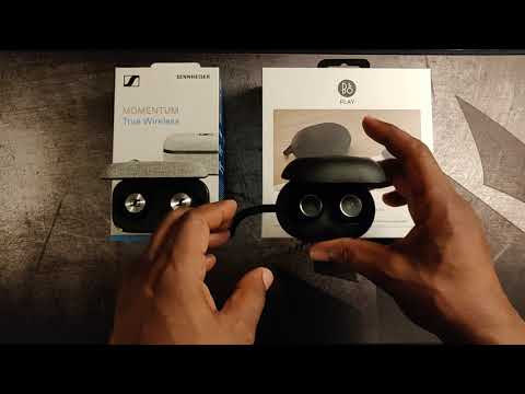 B&O E8's Vs The Sennheiser Momentum True Wireless