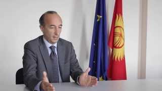 The European Investment Bank in Kyrgyzstan /