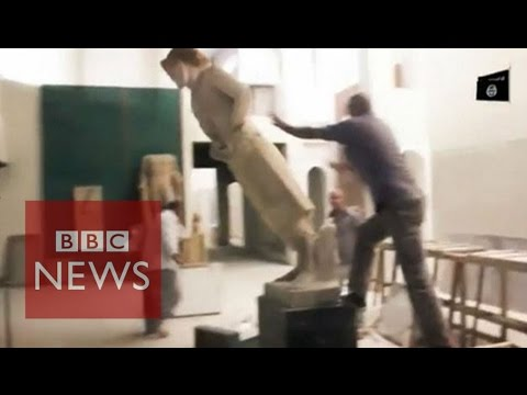Palmyra: Why is Islamic State destroying ancient cities? BBC News