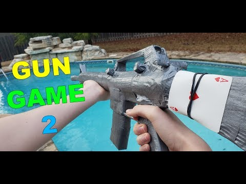CALL OF DUTY GUN GAME IN REAL LIFE 2  