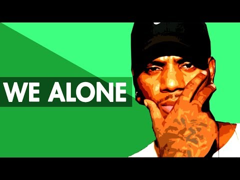"""WE ALONE"" Smooth Trap Beat Instrumental 2017 