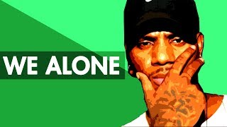 'WE ALONE' Smooth Trap Beat Instrumental 2017 | R&B Rap Hiphop Freestyle Trap Type Beat | Free DL