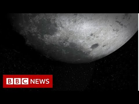 Apollo 11: The final 13 minutes before the Moon landing - BBC News