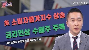 美 소비자물가지수 상승 금리인상 수혜주 주목하는 이유는? / 트레이딩핫타임 / 박근형 IBK투자증권 영업부 차장