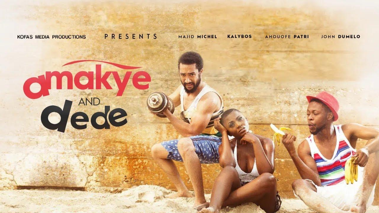 Download AMAKYE AND DEDE 2 l MAJID MICHEL l 2020 l FULL MOVIE l