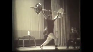 Тяжелая атлетика - 1969.
