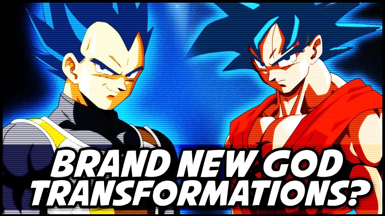 DRAGONBALL Z: Resurrection Of「F」(2015): New God Forms for Goku ...