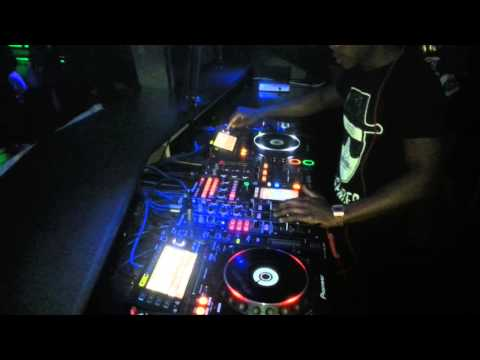 """Dj Kent Live at """"The Night with Dj Kent"""", Numbers East London 21.12.14"""