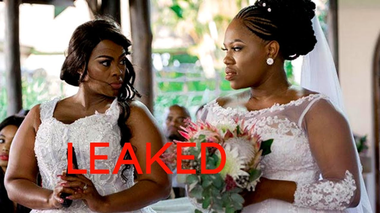 What We Know About The Big Wedding From Uzalo