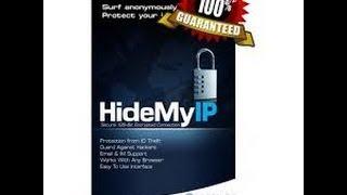 Ocultar IP con  Hide My IP 5.3 + Crack