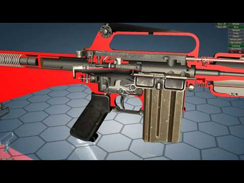 M16A1  Disassembly & Assembly