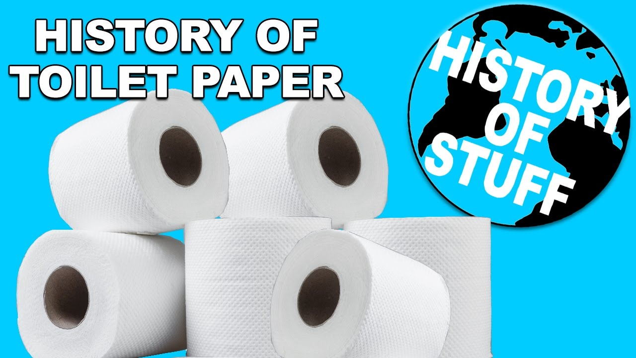 history of toilet paper youtube. Black Bedroom Furniture Sets. Home Design Ideas