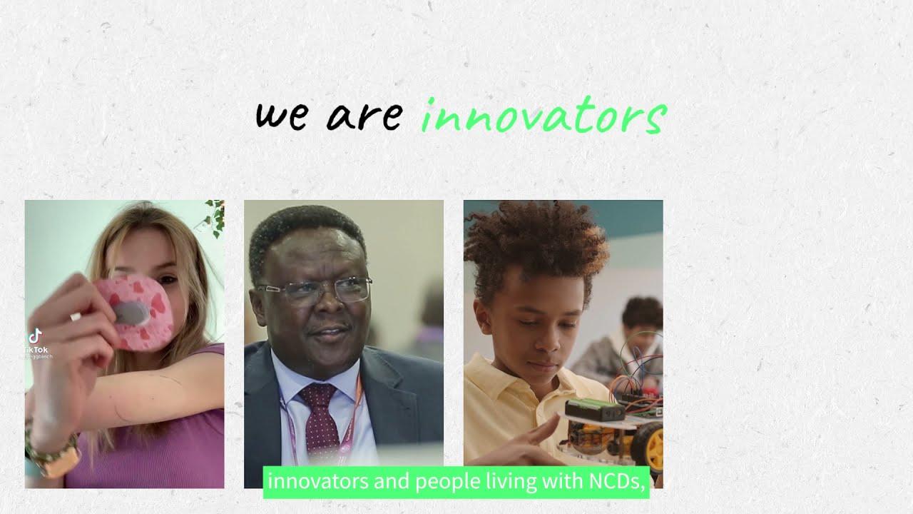 Semana de Ações Globais sobre as DCNTs, una-se ao FórumDCNTs