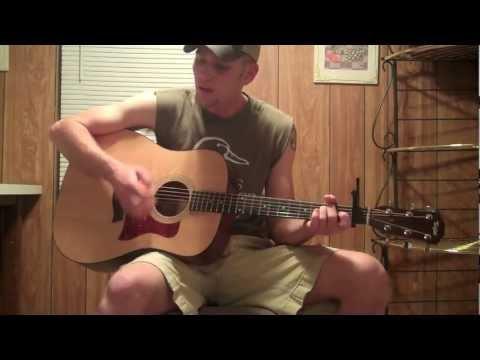 Luke Bryan-Kiss tomorrow goodbye (Cover)