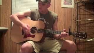Luke Bryan-Kiss tomorrow goodbye (Cover)