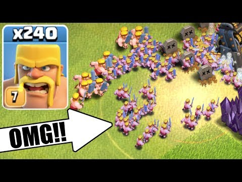 Thumbnail: NEW SHRINK TRAP IS HERE!! 🔥 Clash Of Clans 🔥 THE WITCHES MINI CURSE!