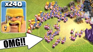 NEW SHRINK TRAP IS HERE!! 🔥 Clash Of Clans 🔥 THE WITCHES MINI CURSE!