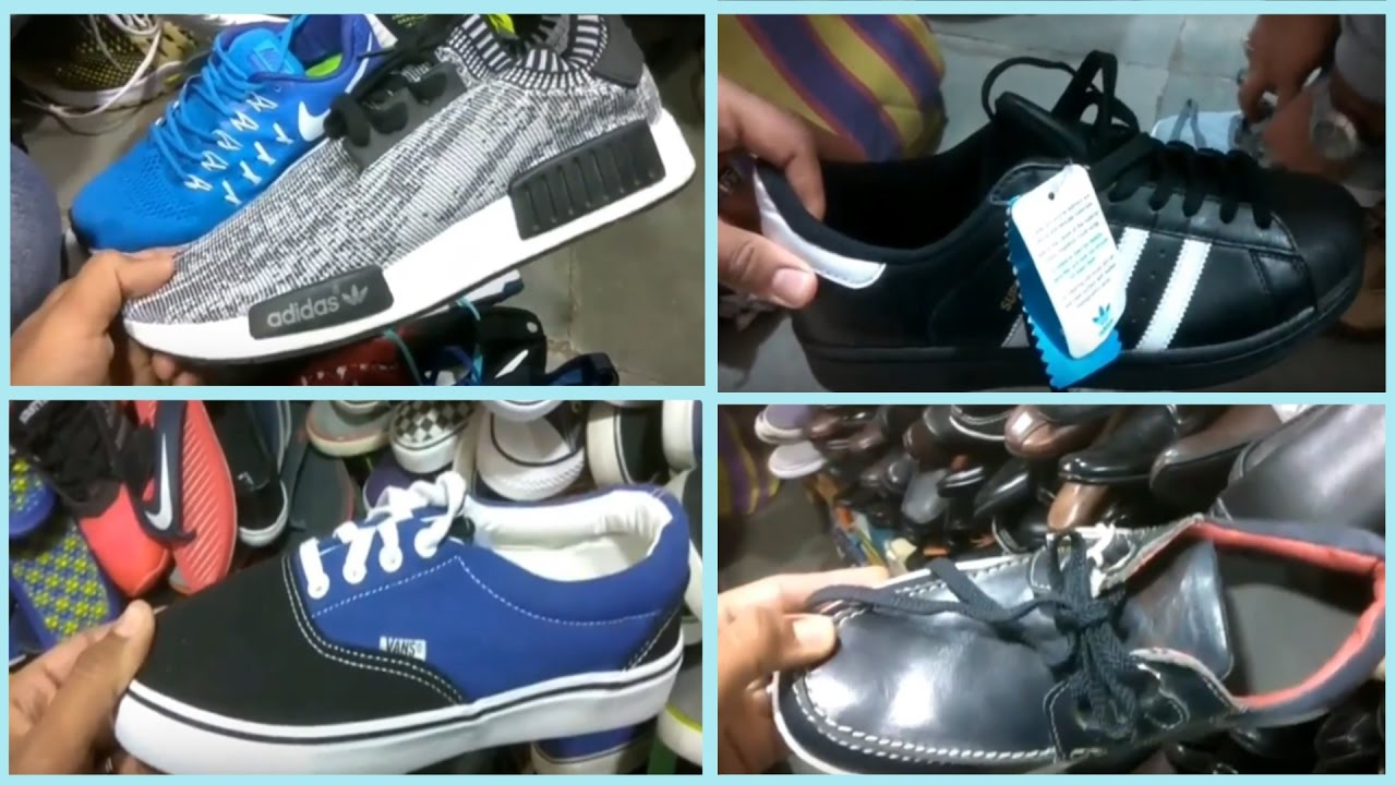 BRANDED SHOES IN CHEAP PRICE (1st Copy) | MULUND | MUMBAI |