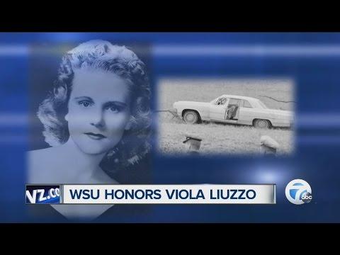 Wayne State honors Viola Liuzzo