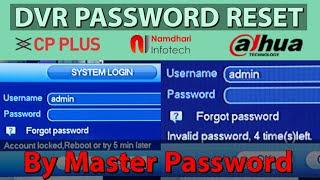 Xvr Default Password