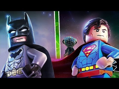 LEGO Batman 3 Full Movie All Cutscenes Batman & Superman