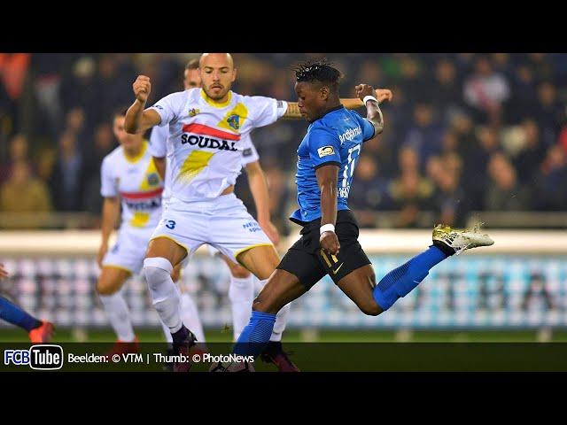 2016-2017 - Jupiler Pro League - 12. Club Brugge - VC Westerlo 4-0