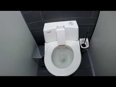 Super Robotic Toilet