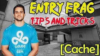 C9 Freakazoid Pro Entry Frag Tips & Tricks on Cache