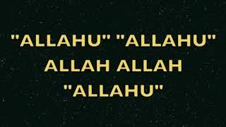 Best ZIKIR Allahu Lailahaillallah Hasbi Rabbi Jallallah