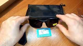 Посылка из Китая( Мужские поляризованные солнцезащитные очки Driving Aviator спорт)(, 2015-04-11T07:30:55.000Z)