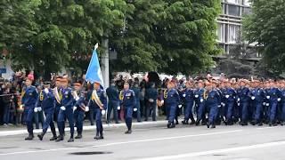 Парад на 9 мая 2017 ЛНР