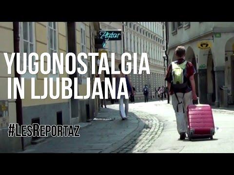 Yugonostalgia in Ljubljana, Slovenia