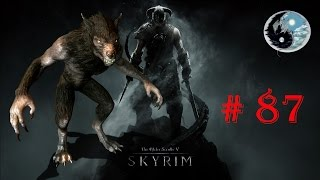 Skyrim Облик Вервольфа Вступление в Соратники