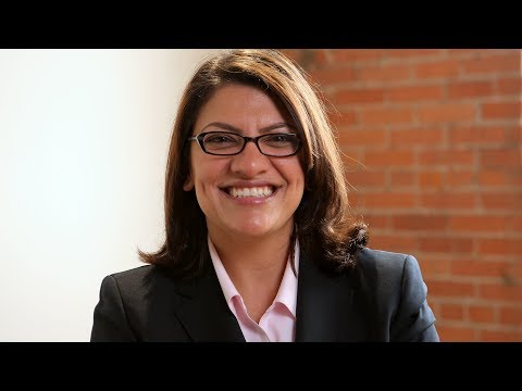 Rashida Tlaib, Activist, Attorney, and Congressional Candidate in Michigan | MAKERS