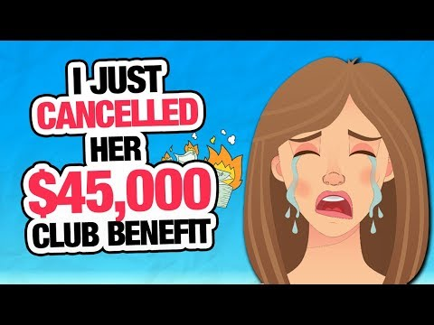 R/MaliciousCompliance   I CANCELLED Her $45,000 Club Benefit!