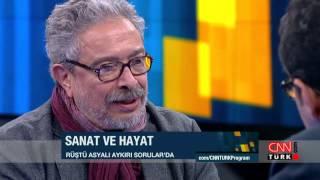 Rüştü Asyalı, Enver Aysever39;in sorularını yanıtladı Aykırı Sorular - 10.04.2014