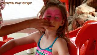 Camping Cap du Roc camping 3 étoiles à Sigean : vidéo de présentation