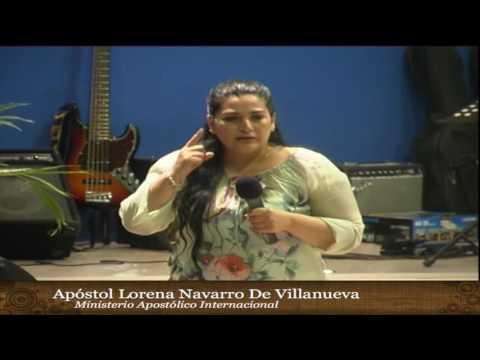 Apóstol Lorena Navarro de Villanueva | Escuchando la voz del Padre