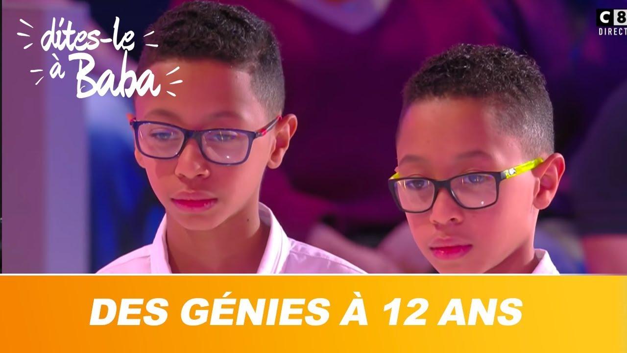 A 12 ans, ils sont les génies du calcul mental !
