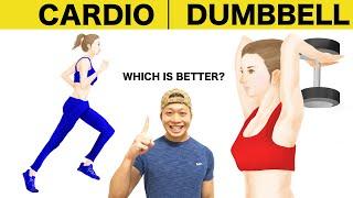 ダイエットには有酸素運動と筋トレどちらが効果的?