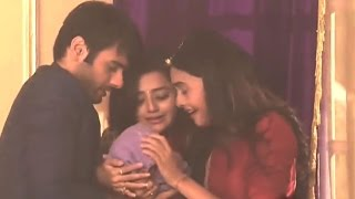 Swara, Sanskar and Ragini TENSED in Swaragini...